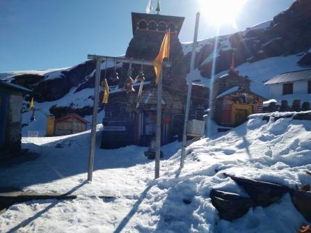 Tungnath Temple - Shiva's abode