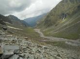 Towards Rupin Pass
